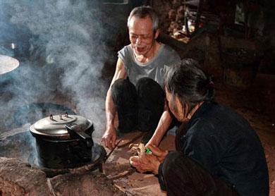 زندگی جالب غارنشینی این زوج چینی +عکس