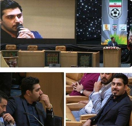 ترانه احسان خواجه امیری برای تیم ملی غیرمجاز اعلام شد