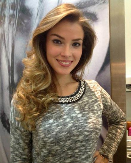 عکسهای زیباترین دختر کشور پرتغال در سال 2014