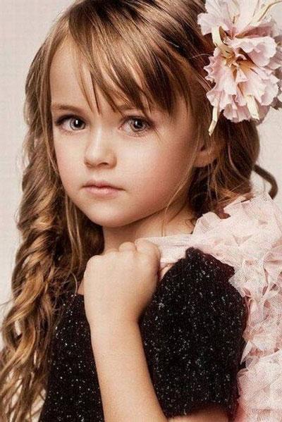مدل موهای بچگانه دخترانه