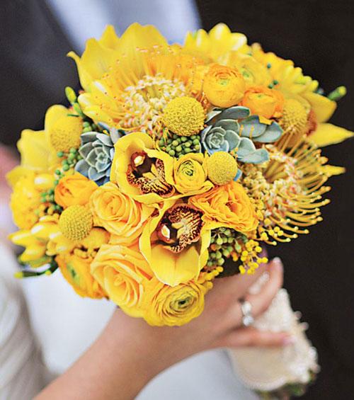 جدیدترین مدل دسته گل عروس - سری چهارم