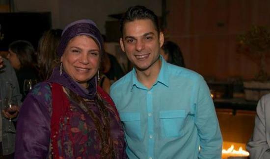 عکسهای زنان و مردان بازیگر مشهور ایرانی در آمریکا