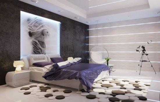 عکس هایی از مدل دکوراسیون خانه - آشپزخانه - پذیرایی - اتاق خواب