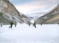 زیباترین مکان های اسکیت روی یخ در دنیا (عکس)