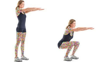 عضله سازی و خوش اندام شدن بدن بدون وزنه +عکس