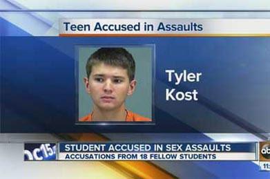 تجاوز وحشیانه این پسر جوان به 18 دختر (عکس)