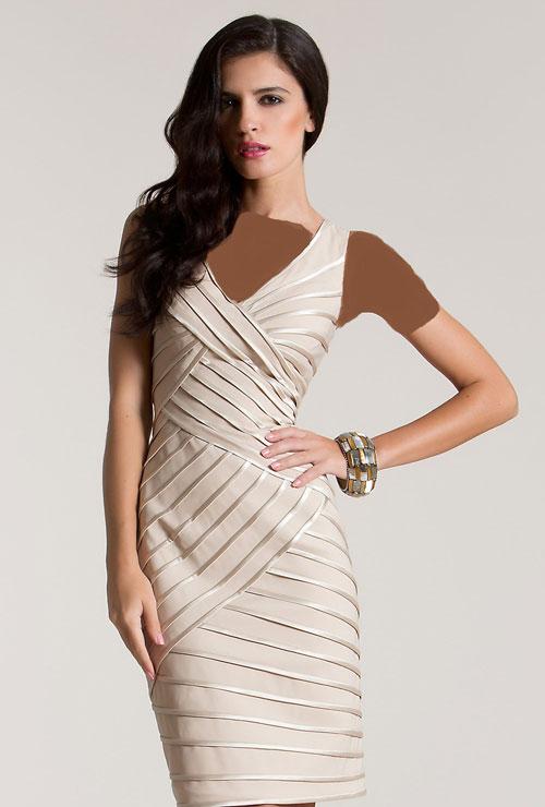 انواع مدل لباس مجلسی کوتاه زنانه و دخترانه