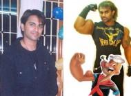 این مرد هندی با هیکلی نافرم +عکس