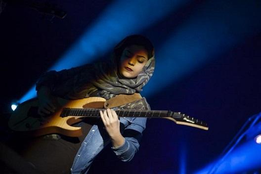 نخستین کنسرت راک بعد از انقلاب در ایران (عکس)