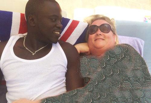 خانم ثروتمند احمق ترین زن بریتانیا (عکس)