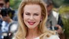 چهره مصنوعی نیکول کیدمن زیباترین زن هالیوودی بر روی فرش قرمز