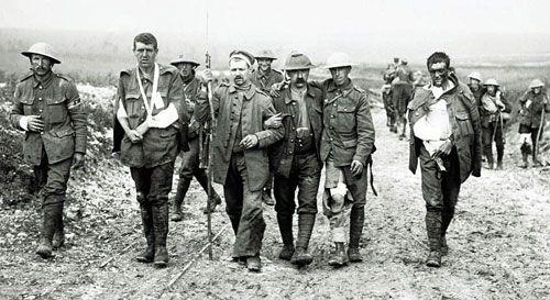 عکس های قدیمی از دوران جنگ جهانی اول