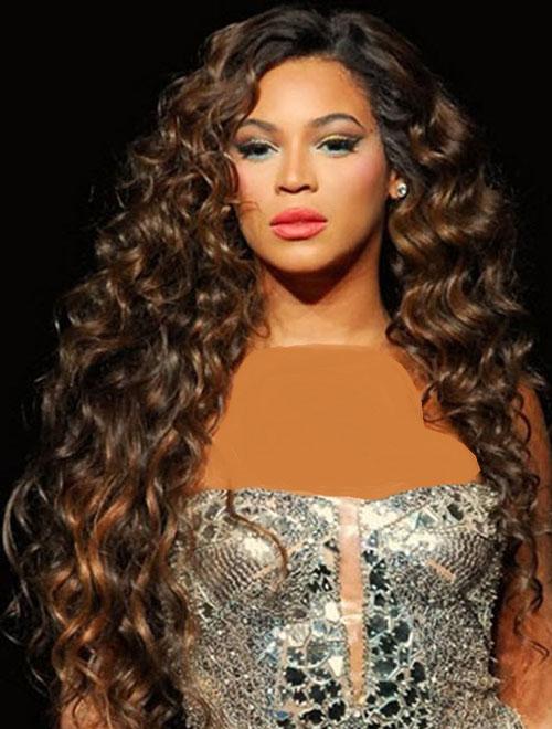مدل مو فر زنانه و دخترانه - سری دوم