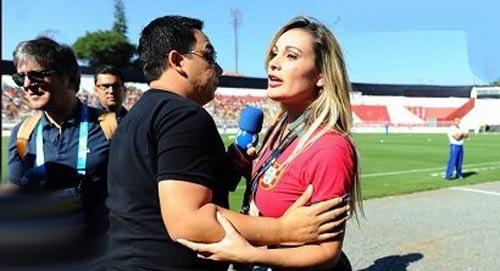 خبر داغ خیانت کریستیانو رونالدو به نامزدش با یک مدل برزیلی + عکس