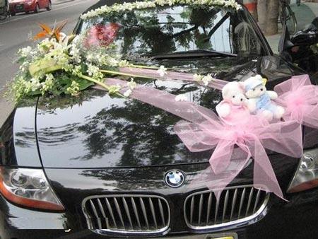 مدل های جالب و مدرن تزئین ماشین عروس + عکس