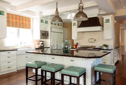 گالری مدل های جدید و شیک دکوراسیون آشپزخانه مدرن