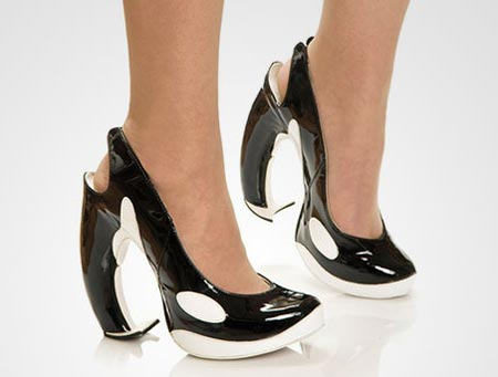 جدیدترین مدل کفش پاشنه بلند زنانه و دخترانه 2014