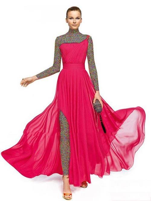 لباس مجلسی های زنانه در طرح های مختلف و جذاب