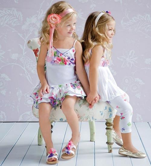 عکس دخترهای ناز و کوچولو