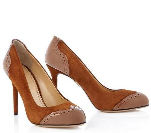 گلچینی از کفش های مجلسی و مهمانی برند Charlotte Olympia