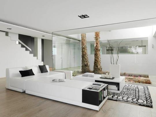 گالری دیدنی از دکوراسیون داخلی خانه های مدرن و شیک