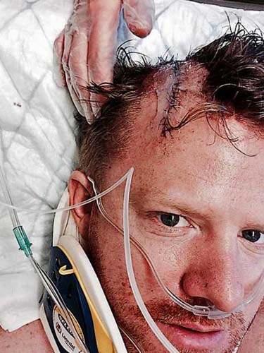 واکنش جنجالی مایکل شوماخر به صدای همسرش + عکس