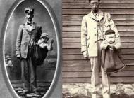 آمریکایی ها در قدیم بچه ها را پست می کردند (عکس)