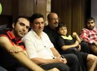 بازیگران سرشناس سینما در کنار امیر قلعه نویی + عکس