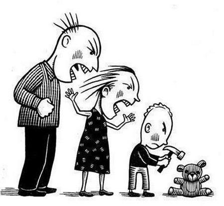 عکس هایی از کاریکاتورهای مفهومی و پرمعنا - سری سوم