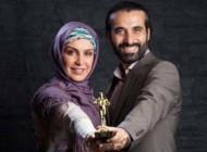 ازدواج خانم بازیگر مشهور سینمای ایران +عکس