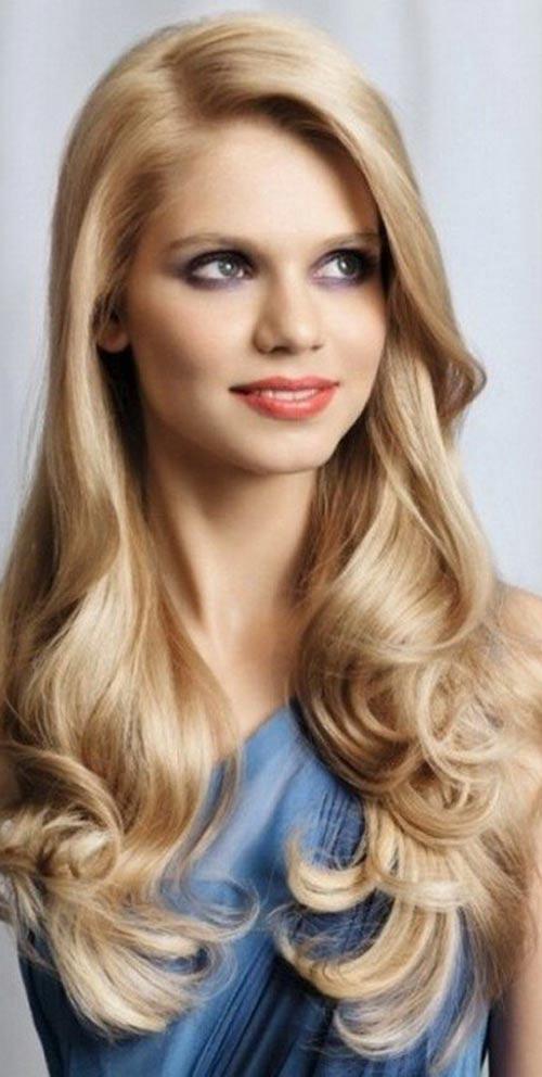 عکس های مدل مو بلند دخترانه