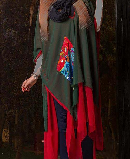 شیک ترین مدل مانتو جدید تابستانی 1393
