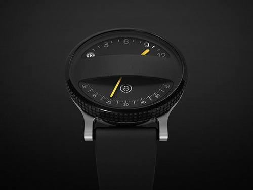 معرفی ساعت مچی هوشمند Span دارای USB