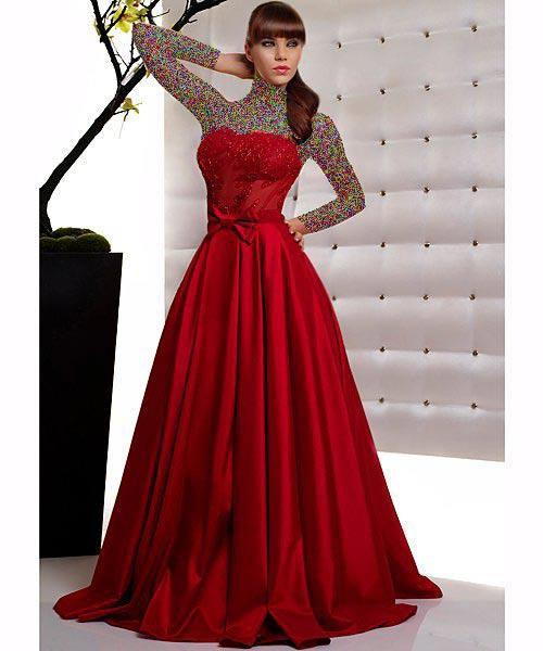 مدل لباس نامزدی طرح های جدید و امروزی 2015