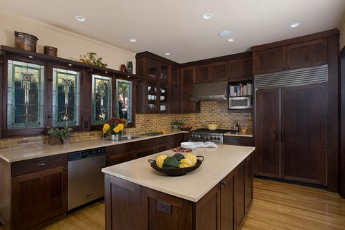 تصاویر مدرن و دیدنی از دکوراسیون آشپزخانه