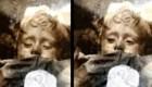 افشای دلیل باز و بسته شدن چشمان یک مومیایی