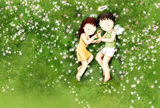 عکسهای عاشقانه رویایی دختر و پسر