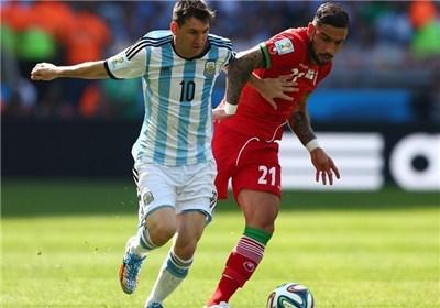 بازتاب مثبت نمایش خوب ایران و آرژانتین در رسانه های دنیا