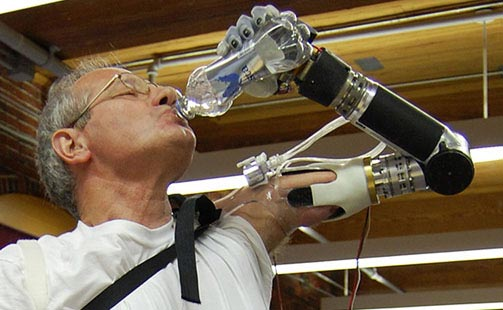 تکنولوژی مرد شش ميليون دلاری (عکس)