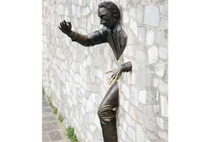 معرفی حیرت انگیز ترین مجسمه هاي جهان + عکس