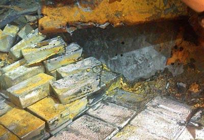 ده گنج با ارزش دریایی که هنوز پیدا نشده +عکس