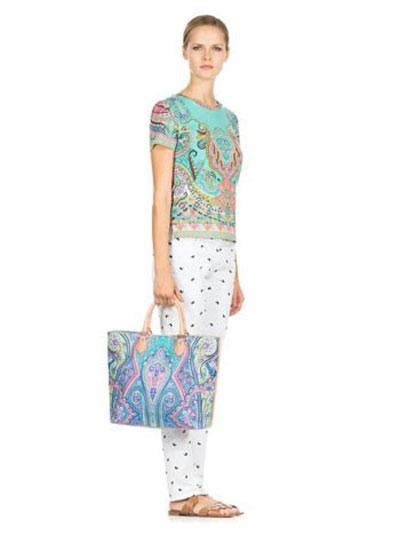 مدل های متفاوت کیف دستی های زنانه ETRO