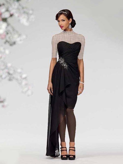 تصاویری از ناب ترین مدل لباس های نامزدی