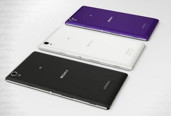 معرفی گوشی جدید سونی Xperia T3