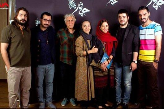 حضور ستارگان سینما در کنسرت چاتار + عکس