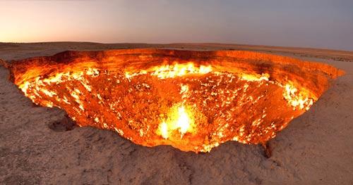 منظره های شگفت انگیز و فراواقعی کره زمین + عکس