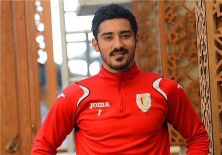بیوگرافی و تصاویر رضا قوچان نژاد (فوتبالیست)