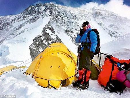 این دختر 13 ساله هندی قله اورست را فتح کرد +عکس