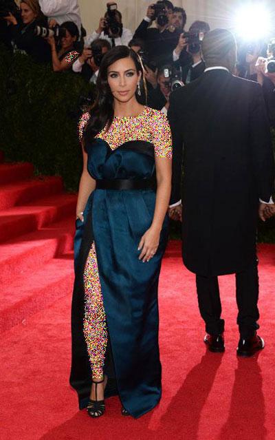 مدل لباس های هنرمندان هالیوودی در مراسم Met Gala 2014