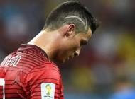 افشا شدن ماجرای مدل موی کریستیانو رونالدو در جام جهانی 2014